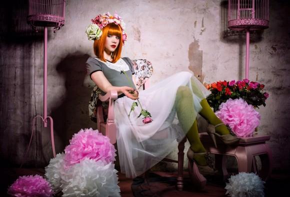 Fotograf: Dino Mari, Model: Séraphine Strange